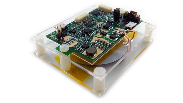 15W无线充电接收机(BUCK)